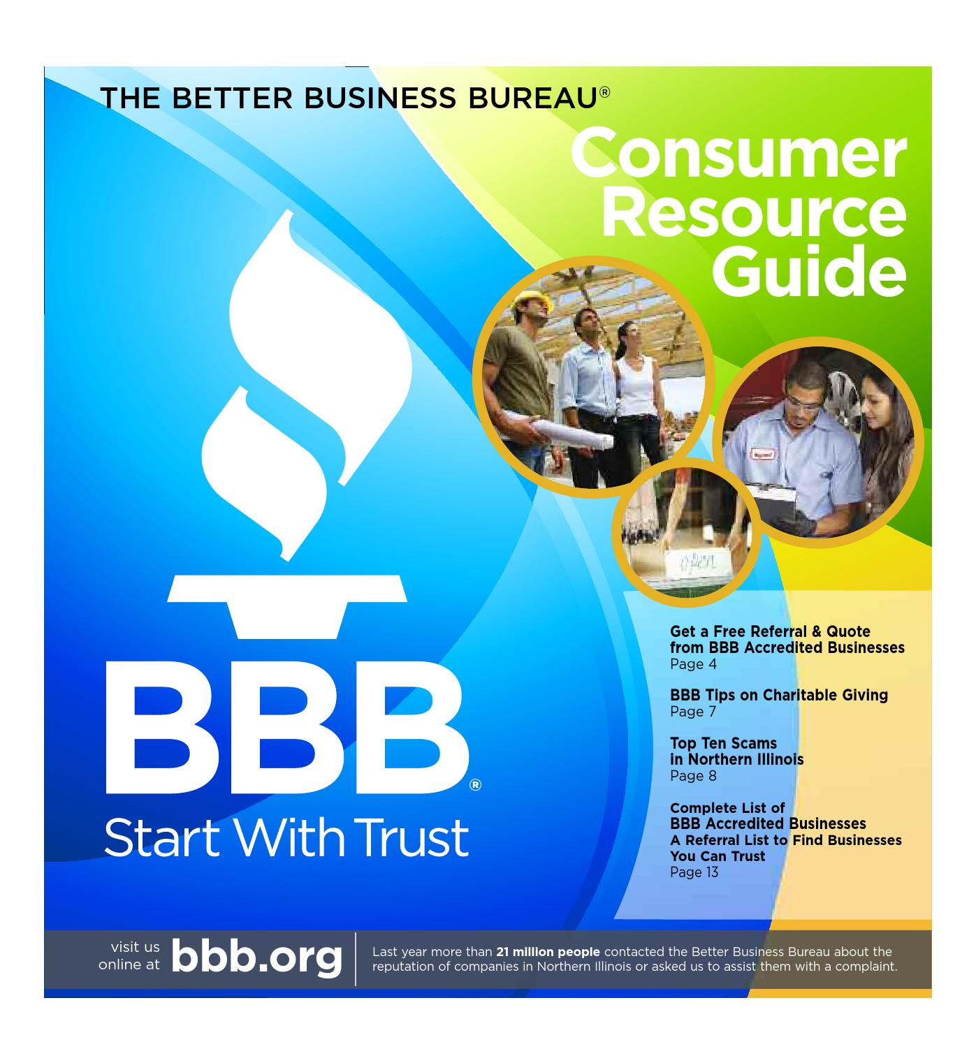 super popular ab225 04e73 Consumer Resource Guide - Spring 2013 by bbbchicago - issuu
