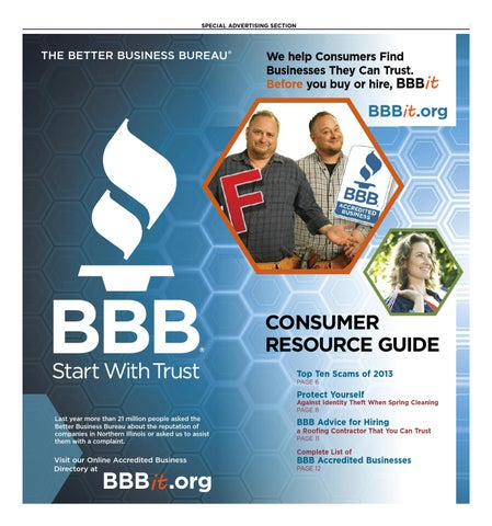 Consumer Resource Guide - Spring 2014 by bbbchicago - Issuu c13a0b58fbe