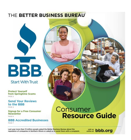 6e0dfc3fba79 Consumer Resource Guide - Spring 2015 by bbbchicago - issuu