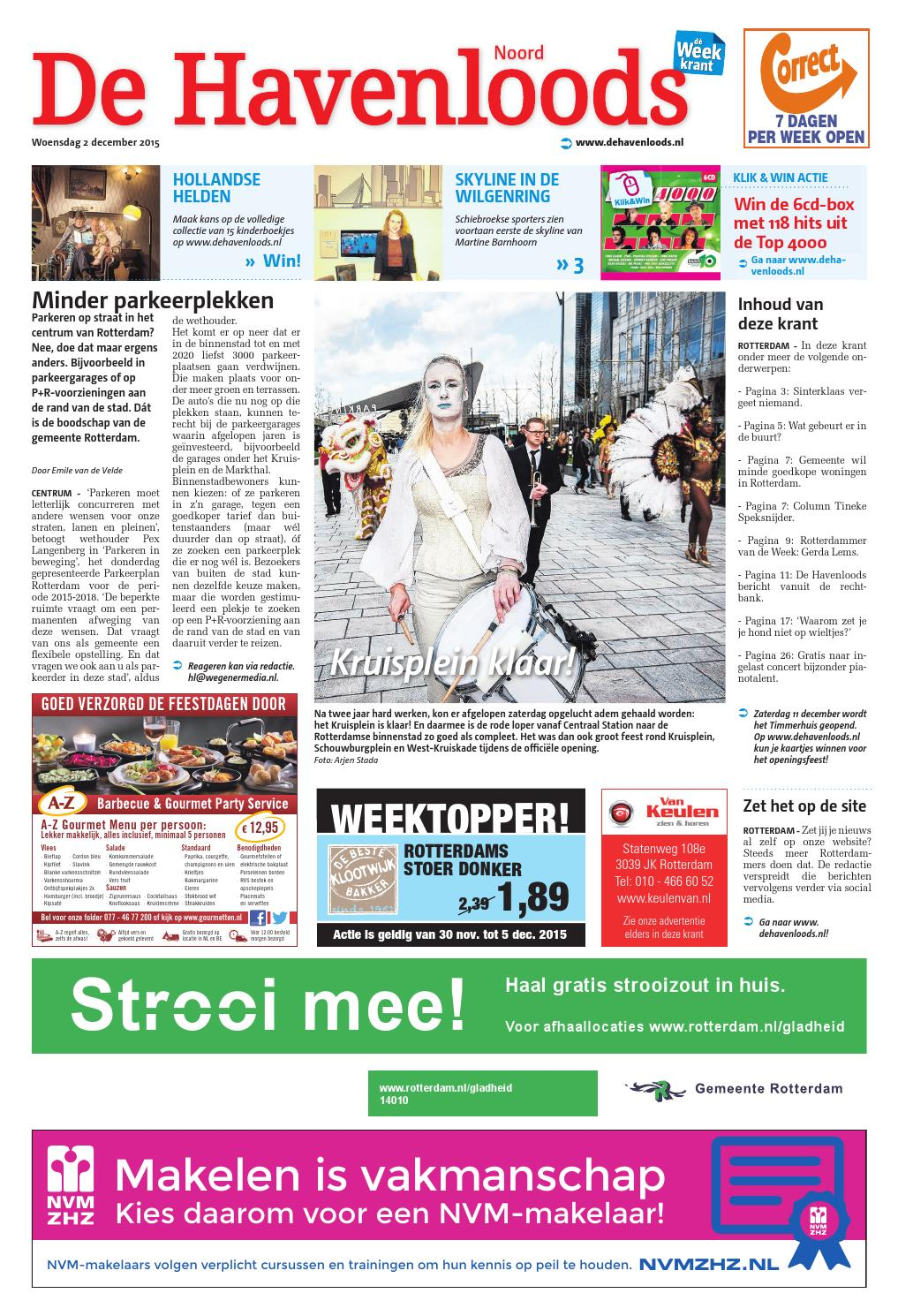 4c9d1d337a5 De Havenloods Noord week49 by Wegener - issuu