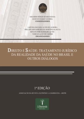 Direito e sade tratamento jurdico da realidade da sade no brasil page 1 fandeluxe Image collections