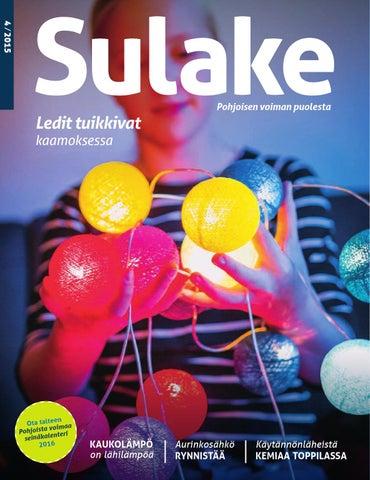 Sulake 4 2015 by Oulun Energia - issuu 080c1097e8
