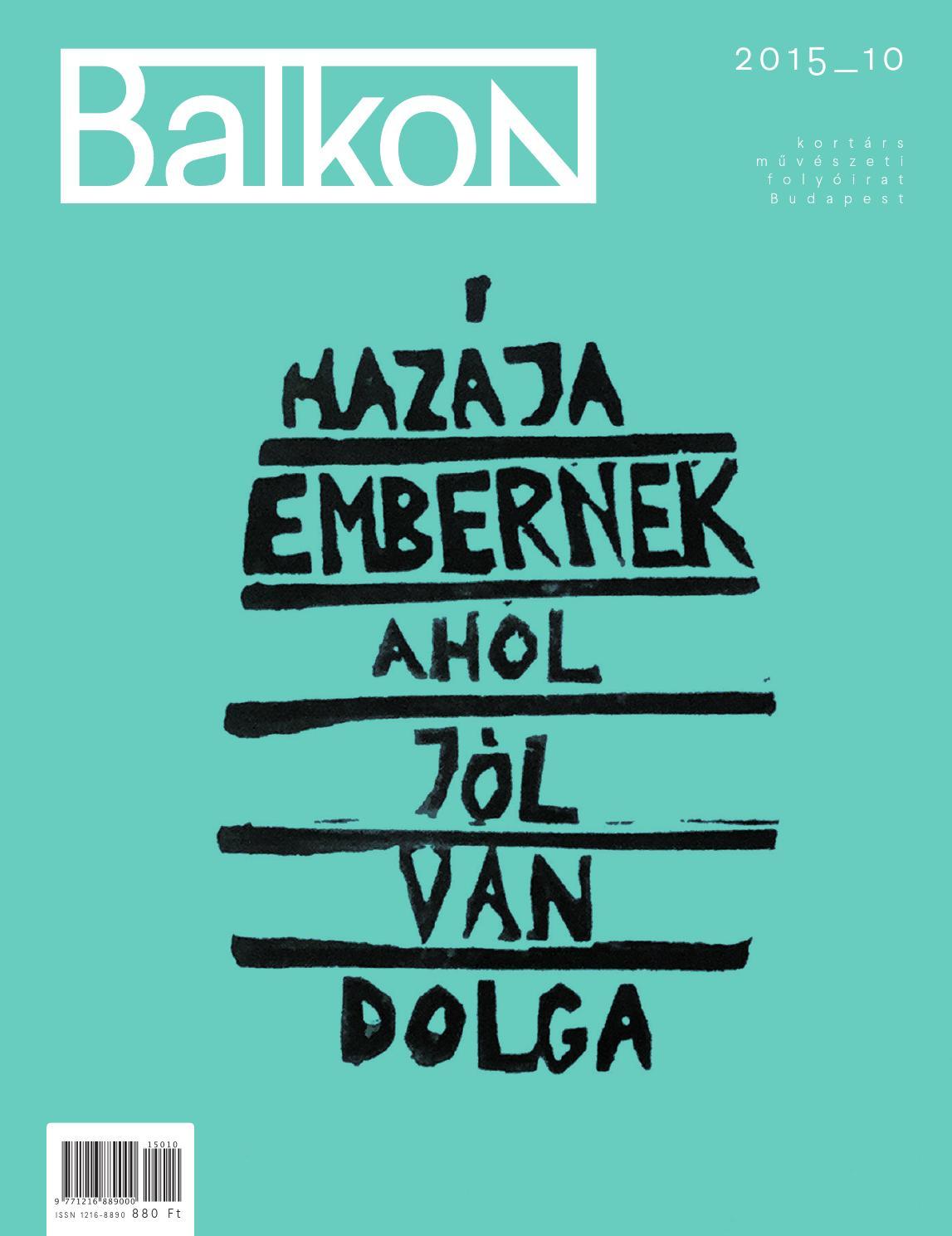 Balkon 2015 10 by Balkon - issuu d9ff208e40