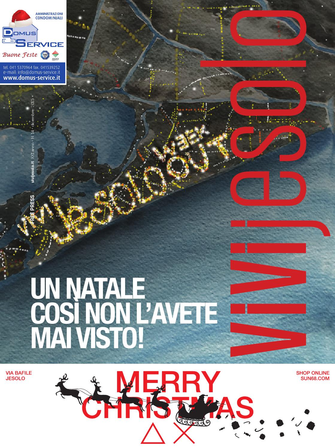 Vivijesolo N. 14   02 dicembre 2015 by Next Italia - issuu d8ab20b424d
