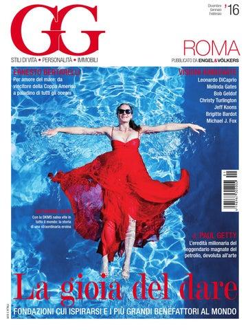 best loved ea6b8 05b7f GG Magazine 01 2016 Rome by GG-Magazine - issuu