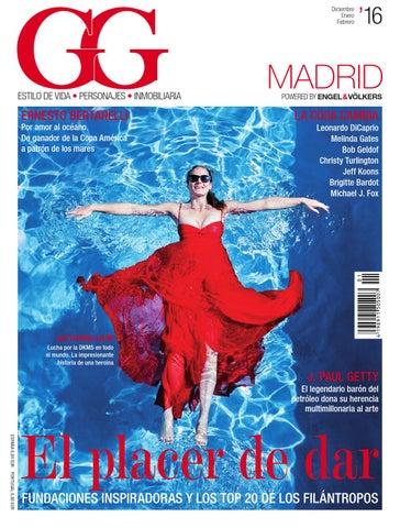 reputable site 43fc6 4f893 GG Magazine 01 2016 Madrid by GG-Magazine - issuu