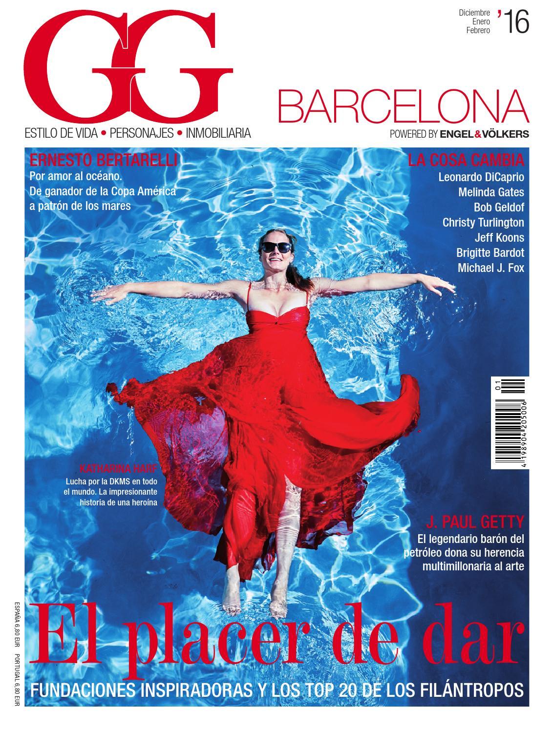 premium selection d2336 dfabe GG Magazine 01 2016 Barcelona by GG-Magazine - issuu