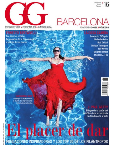 d7833e4d GG Magazine 01/2016 Barcelona by GG-Magazine - issuu