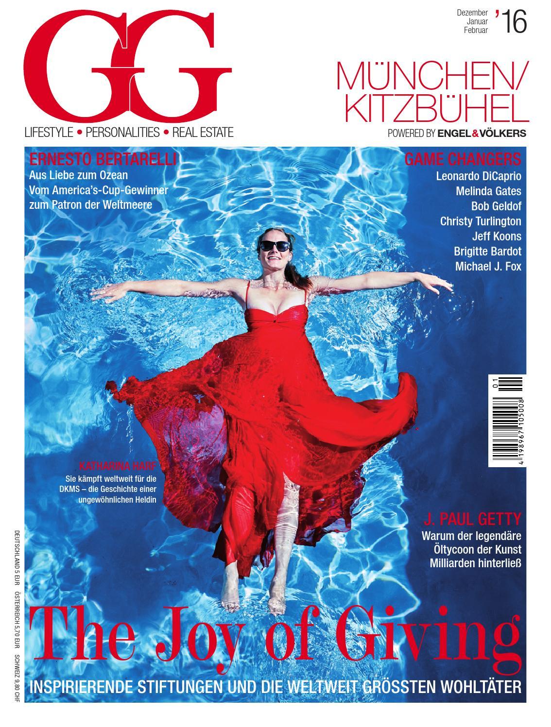 Gg Magazine 012016 Münchenkitzbühel By Gg Magazine Issuu