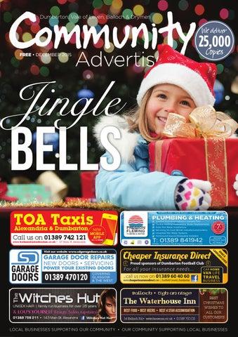 Community Advertiser Dumbarton Amp Vale Of Leven December