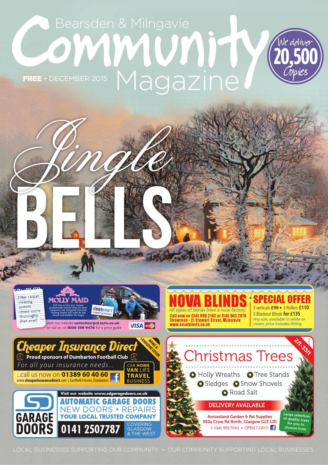 Commag Bea Dec15 Issuu By Community Advertiser Magazine