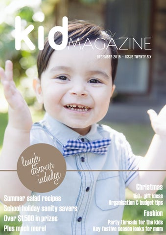 Kid Magazine Issue Twenty Six