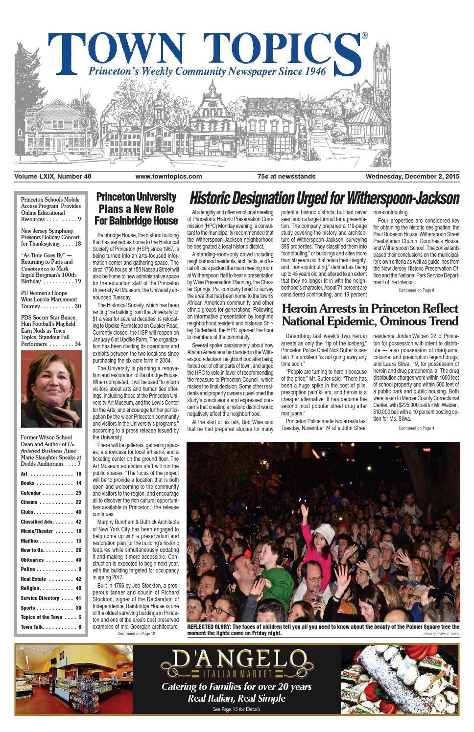 Town Topics Newspaper December 2 65d4cb8a2