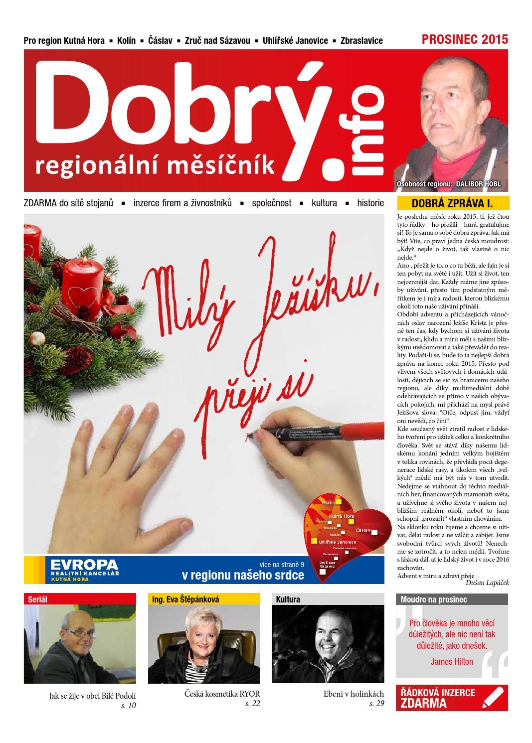Dobry info 12 2015 by Lepor cz - issuu 24ab252bdc