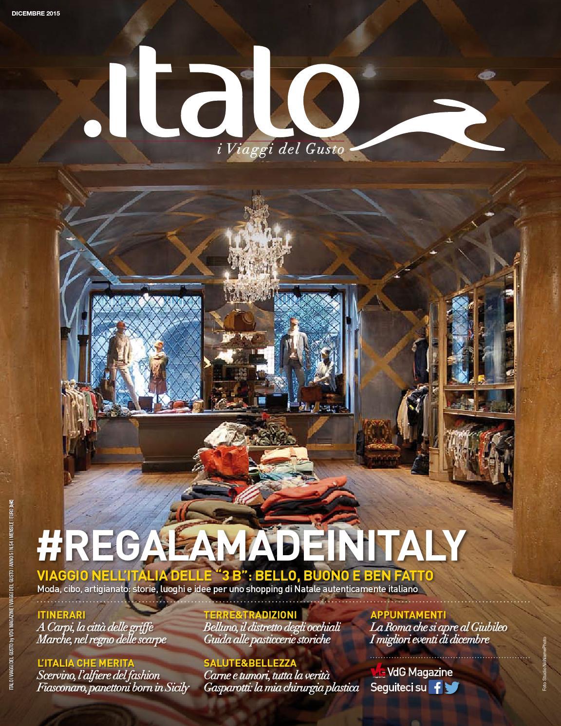 Italo i Viaggi del Gusto dicembre 2015 by vdgmagazine - issuu 0a31489986a