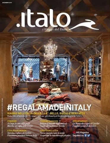 Italo i Viaggi del Gusto dicembre 2015 by vdgmagazine - issuu 47ea482efc2