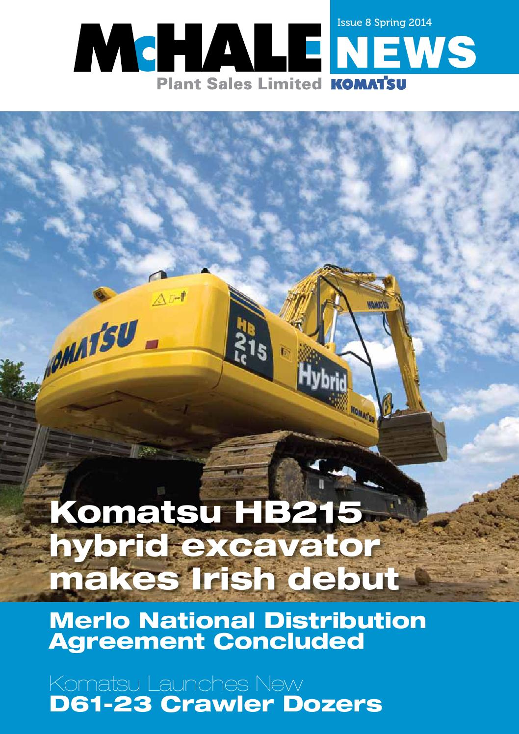 Mchale Plant Sales Newsletter Issue 8 2014 By Mchale
