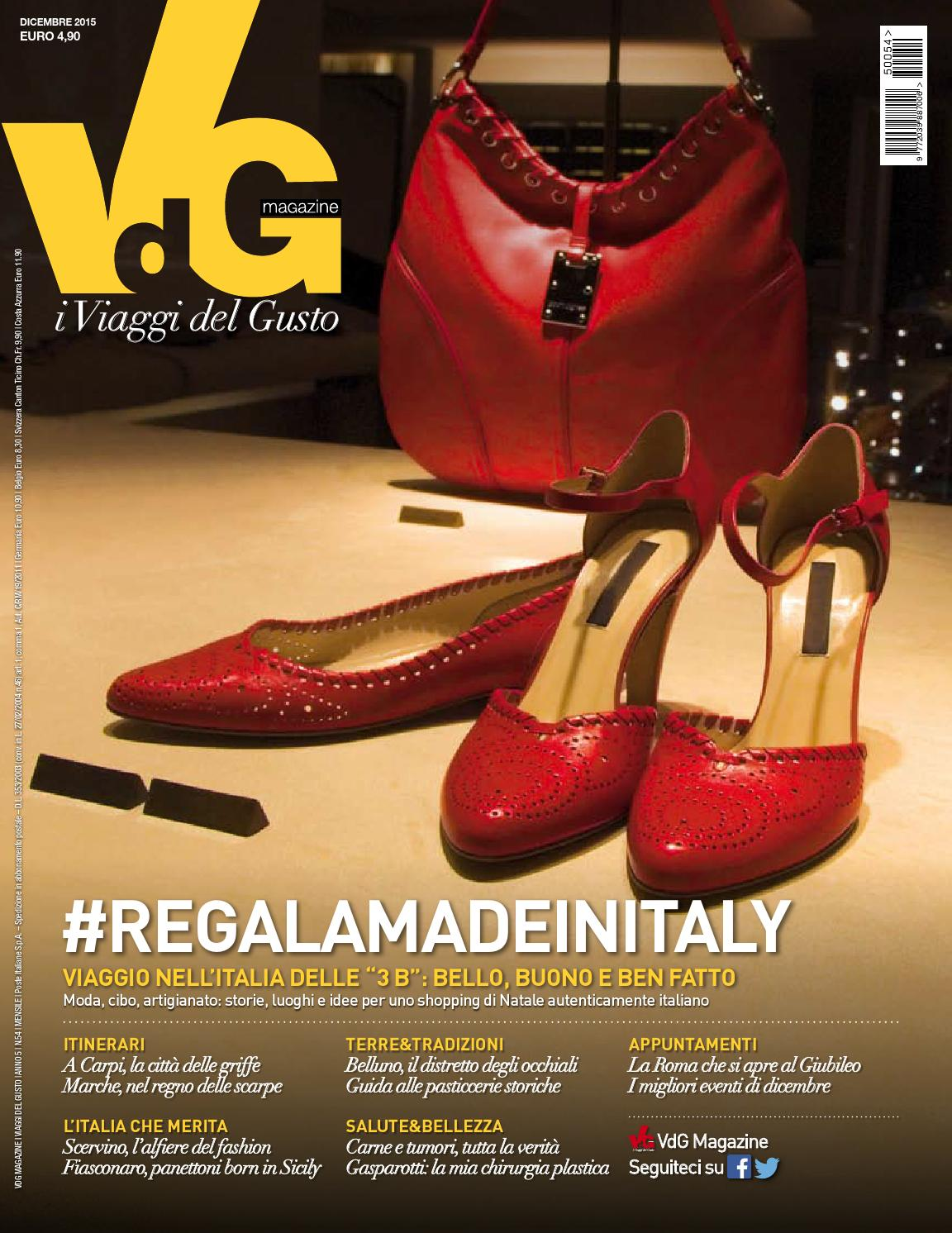 VdG dicembre 2015 by vdgmagazine - issuu cee0d421b6b