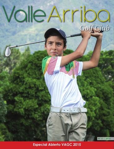 the best attitude 4be14 26962 Revista VALLE ARRIBA GOLF CLUB Nº11 by Revista VALLE ARRIBA Golf ...