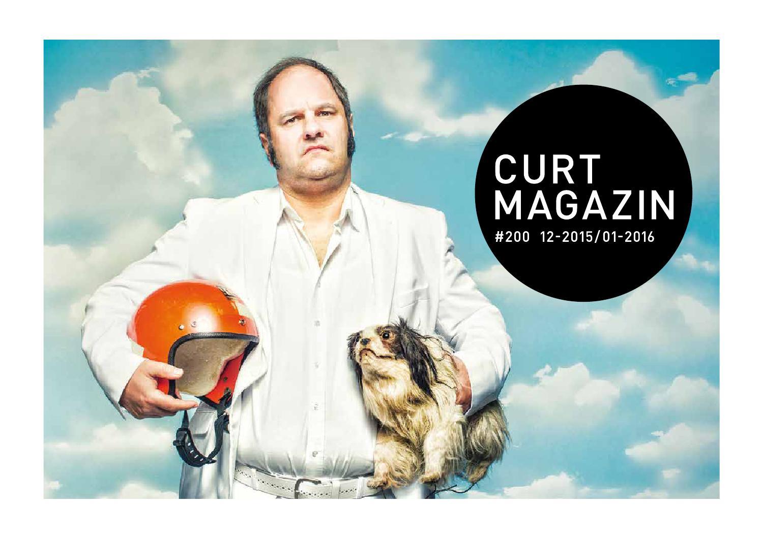 curt N/F/E #200 Dez 2015 / Jan 2016 by curt Magazin - issuu