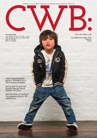 6852a89bad8 CWB MAGAZINE NOVEMBER DECEMBER ISSUE 97 by fashion buyers Ltd - issuu