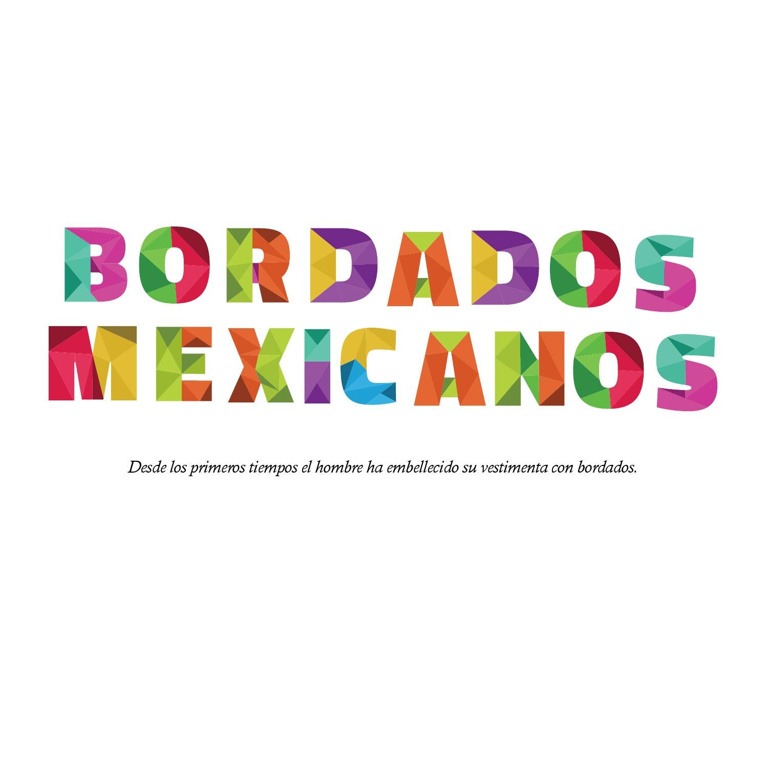 BORDADOS MEXICANOS by Fer Ortega - issuu