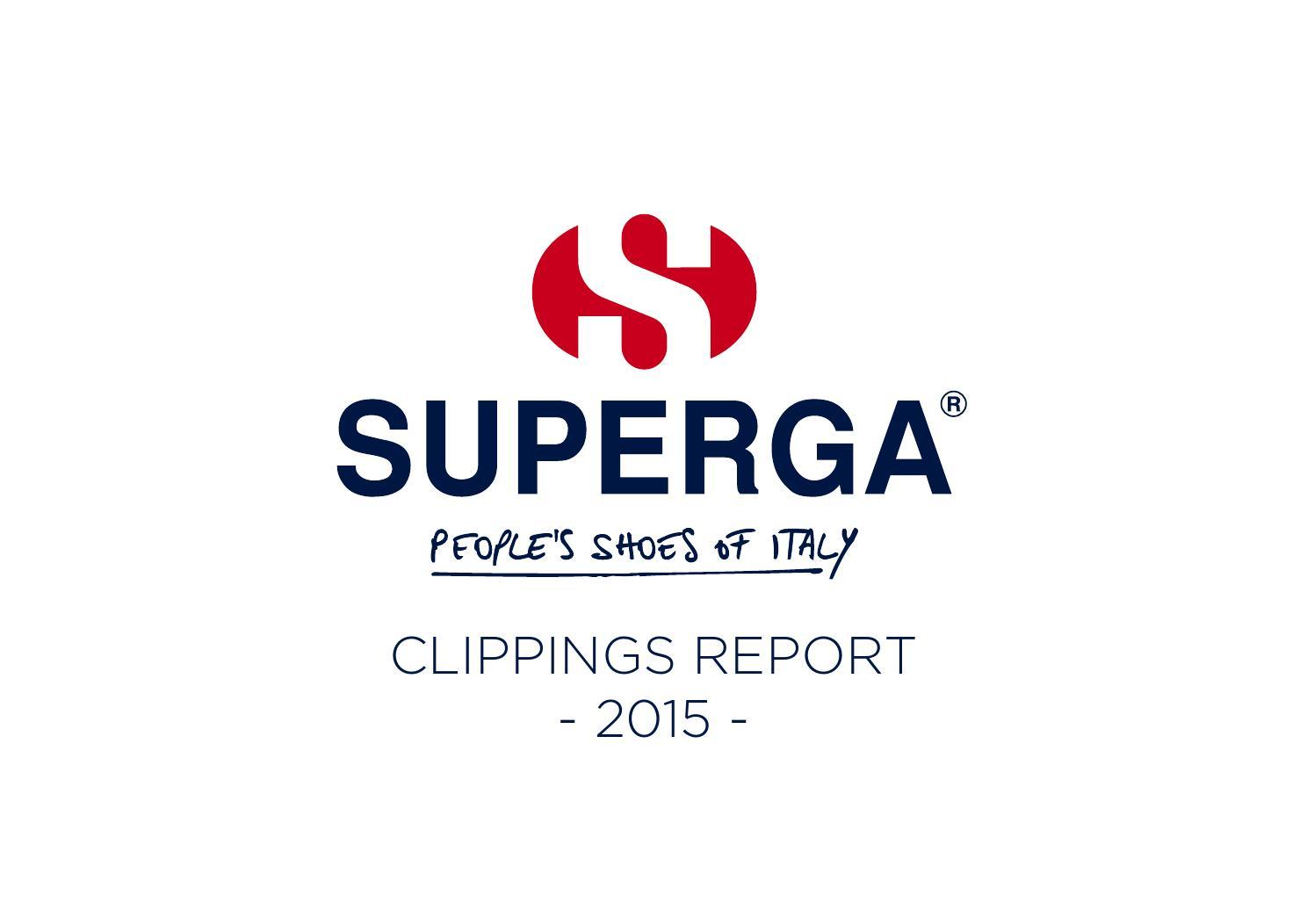 26befa29 Superga clippingsreport 2015 by Kraes Agency - issuu