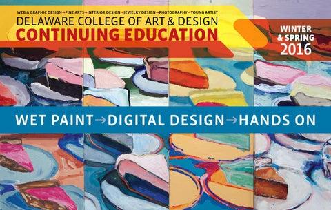 Dcad Continuing Education Winter 2015 Spring 2016 Catalog