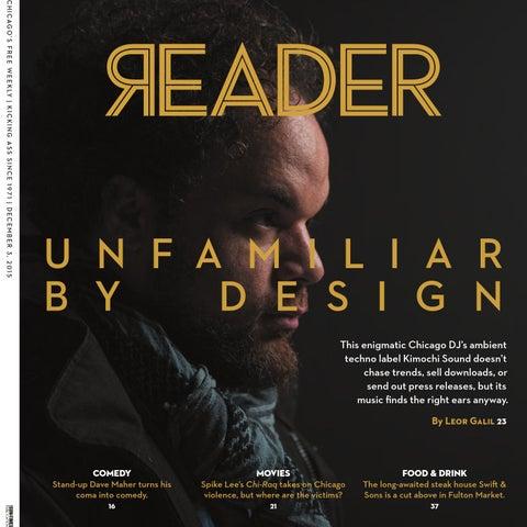 Chicago Reader: print issue of December 3, 2015 (Volume 45