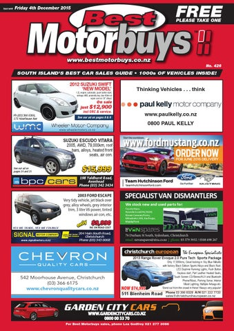 ca272f0a2d Best Motorbuys 04-12-15 by Local Newspapers - issuu