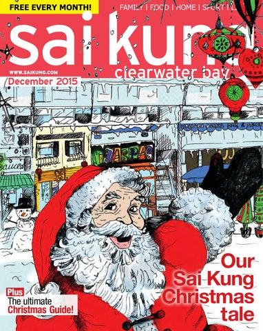 Sai Kung Magazine December 2015 by Hong Kong Living Ltd - issuu