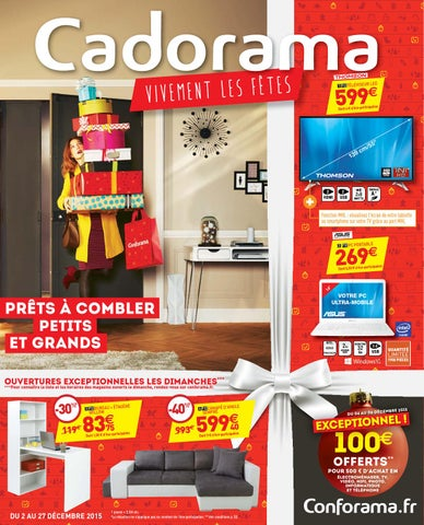 Conforama catalogue 2 27decembre2015 by PromoCatalogues.com ...