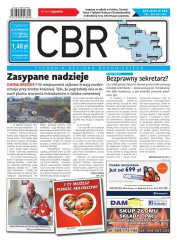 Cbr Nr 41 By Brodnica Cbrpl Issuu