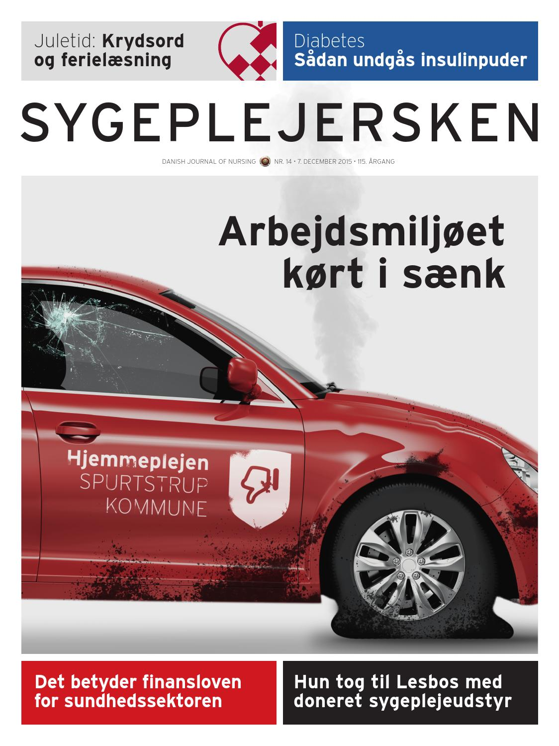 d2f6625d997 Sygeplejersken № 14, 2015 by Sygeplejersken - issuu