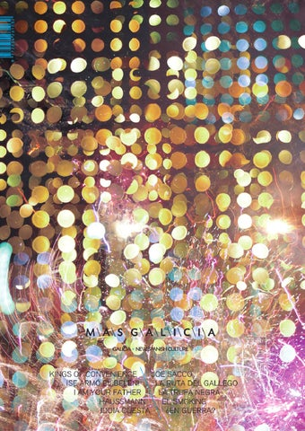 4adfbd5933f3 M A S G A L I C I A 23 by MAS GALICIA galician + new spanish culture ...