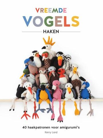 Inkijkexemplaar Vreemde Vogels Haken Kerry Lord By Veen Bosch