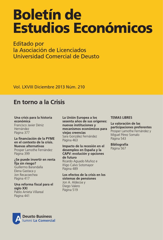 210 diciembre 2013 by Deusto Business Alumni - issuu