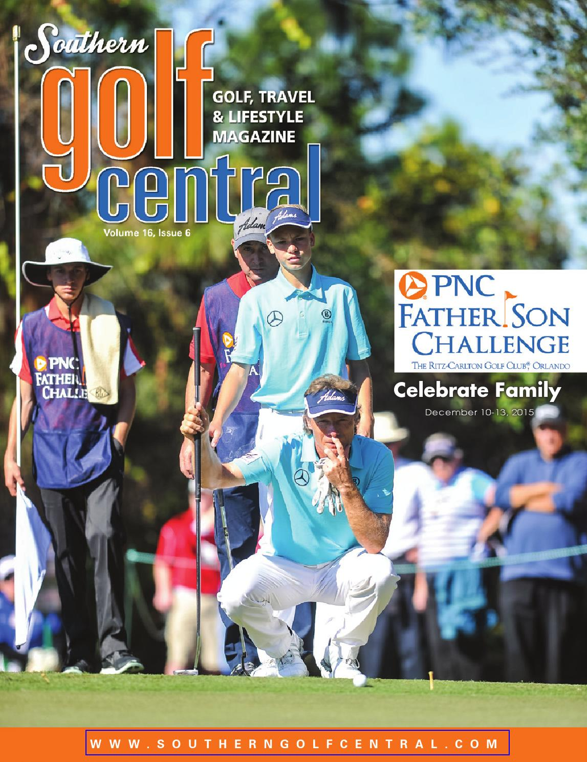 1b3a725866fee Southern Golf Central Magazine- volume 16 issue 6 • interactive