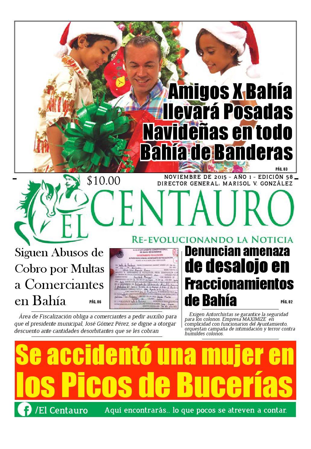 Edicion 58 el centauro by El Centauro - issuu