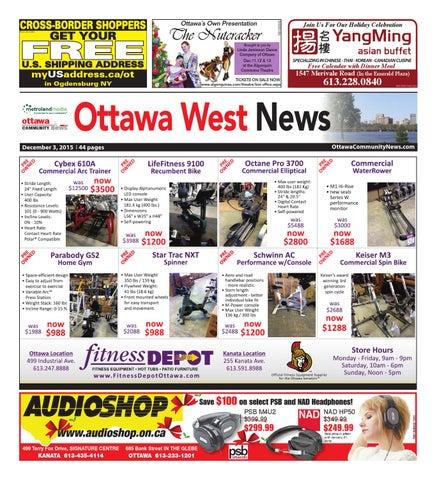 4ec1ef49 Ottawawest120315 by Metroland East - Ottawa West News - issuu