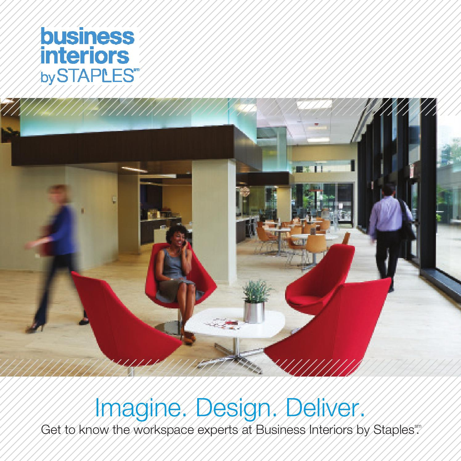 Business Interiors By Staples By Staples Issuu