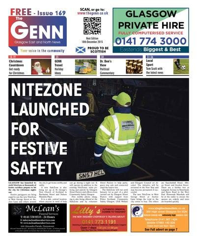 The GENN Issue 169 by The Genn Newspaper - issuu