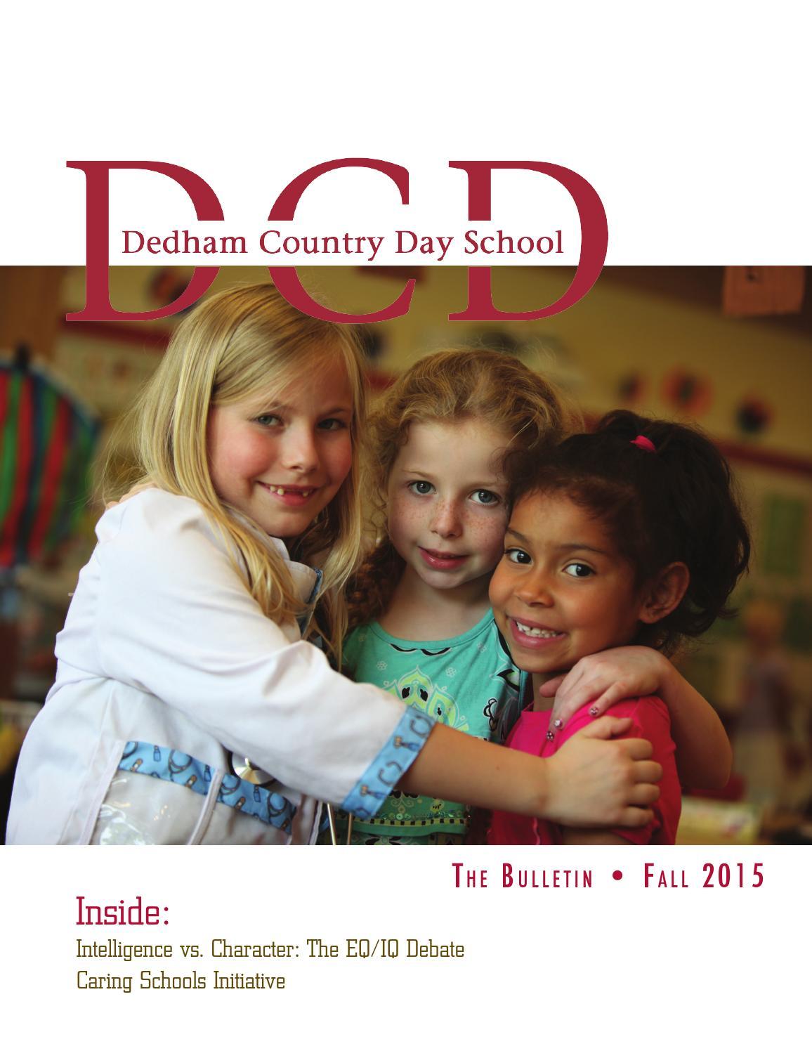 Fall 2015 Bulletin by Leslie Bowen - issuu