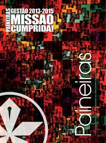 Revista Paineiras Dezembro 2015 by Clube Paineiras do Morumby - issuu 746e74a342bbc