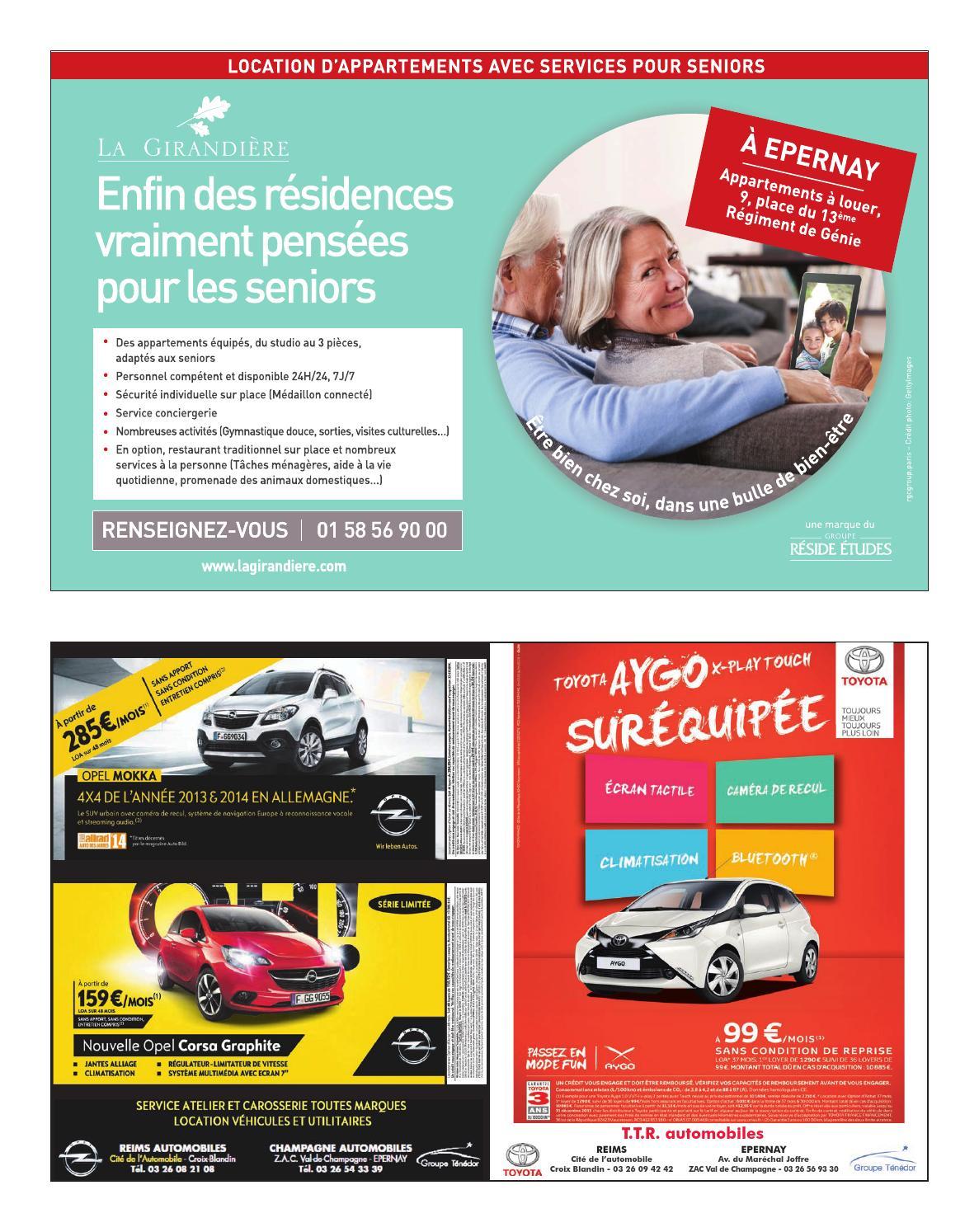 l 39 hebdo du vendredi epernay 333 by kilkoa issuu. Black Bedroom Furniture Sets. Home Design Ideas