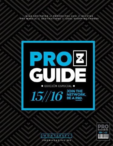PRO Guide 15  16 by PRO Magazine - issuu c2e1458cd207