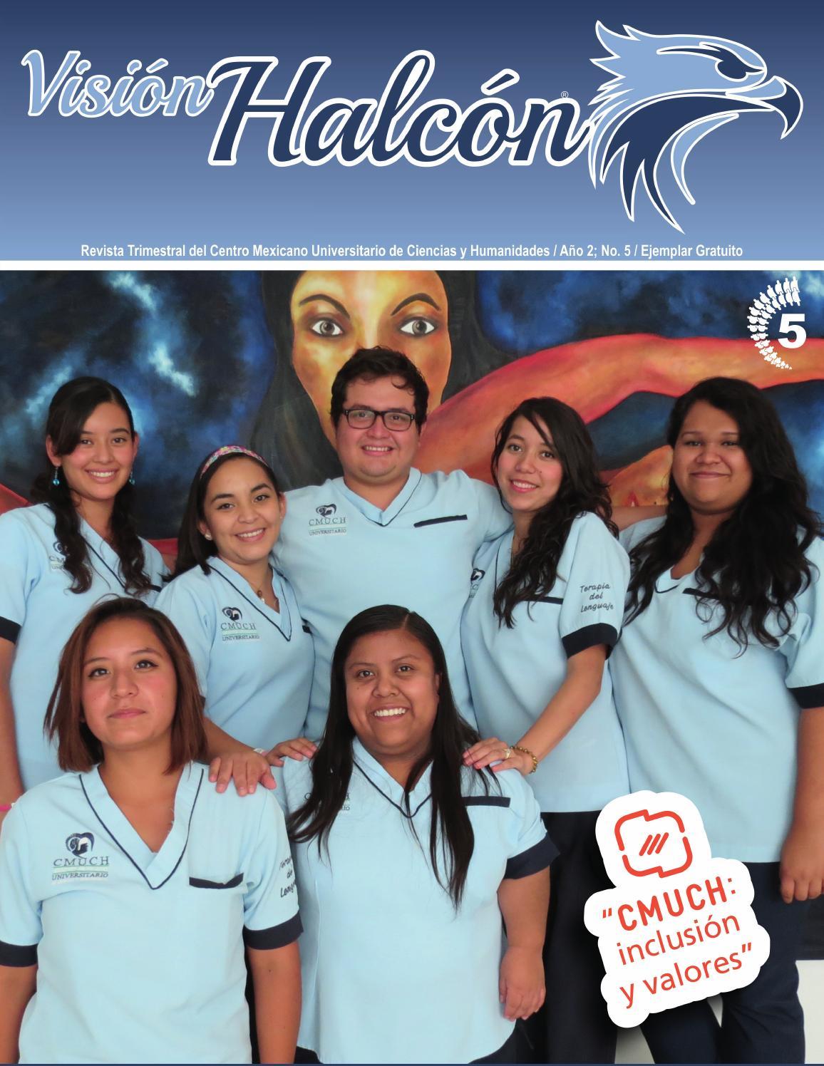 Revista Visión Halcón by Id Netlogics - issuu