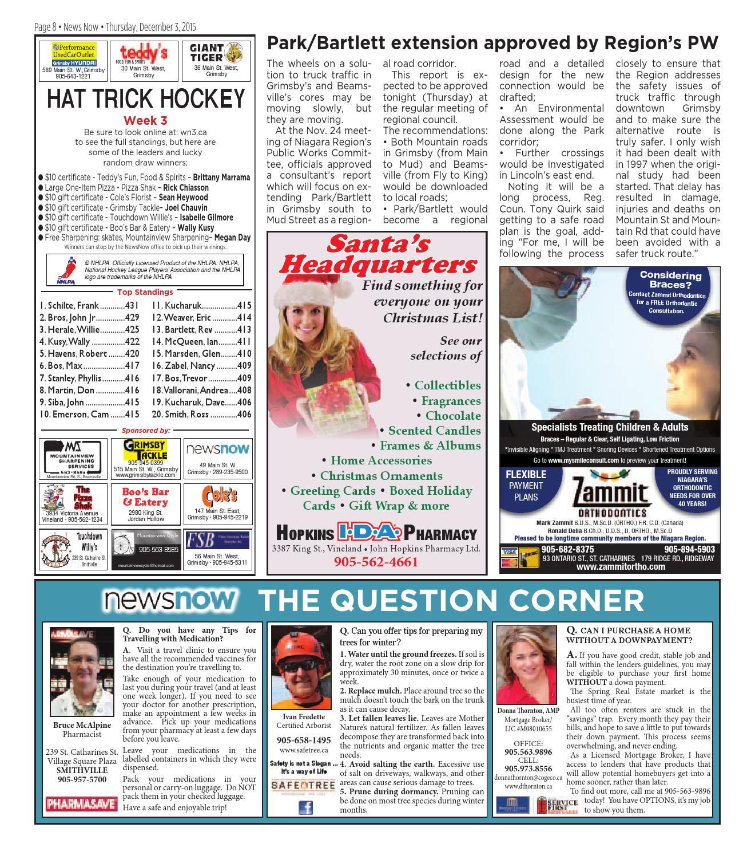 Newsnow Niagara E Edition December 3 2015 By