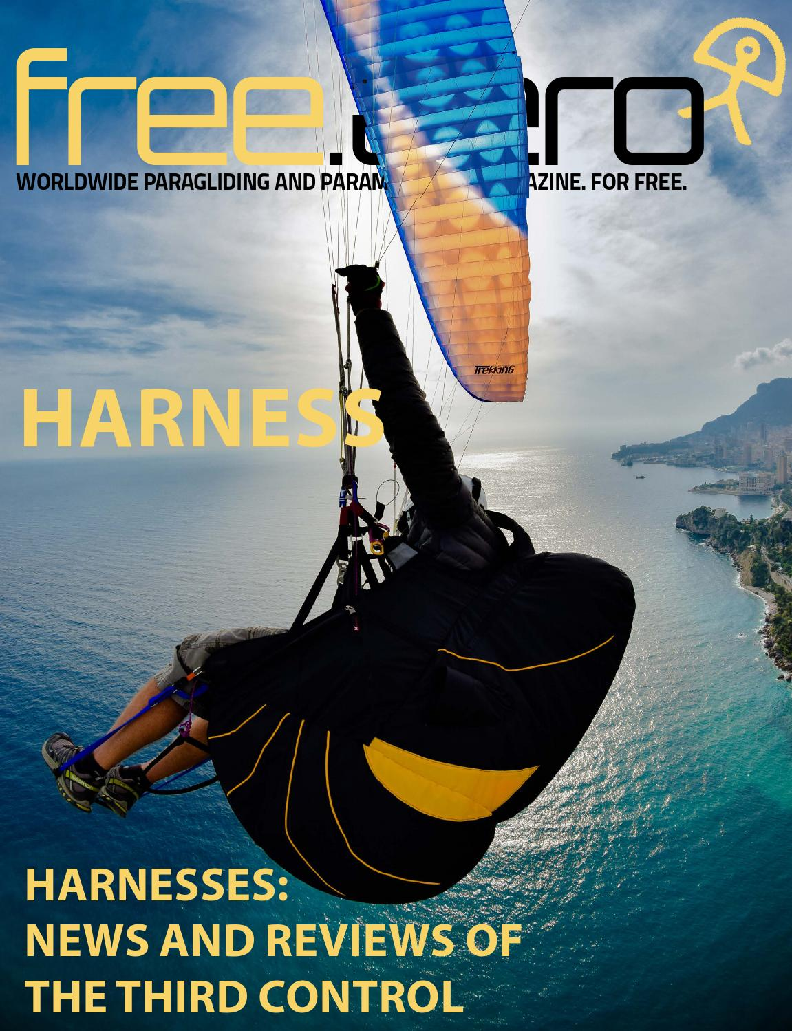 Harnesses: news and reviews of the third control (free aero