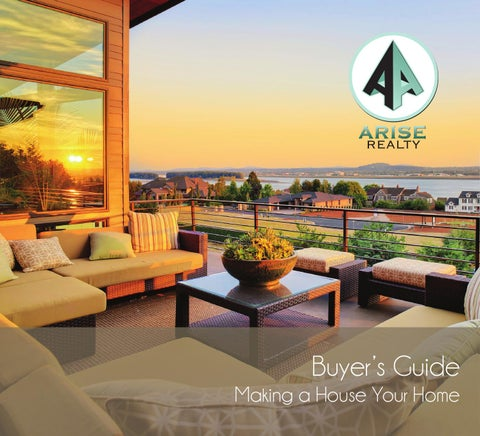 Buying a Home in San Francisco Bay Area by Arise Realty - issuu